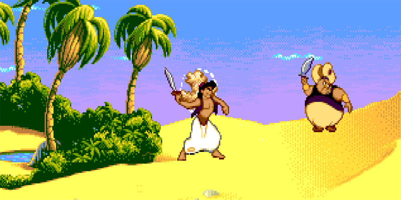 Aladdin GOG