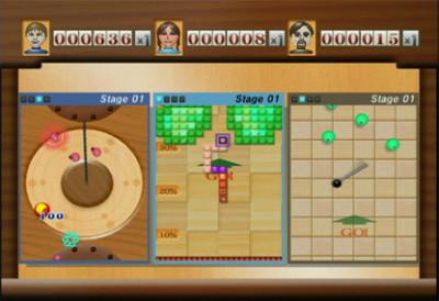 Wii-spillet MaBoShi's Arcade er et av Mindwares nyere spill.