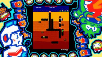 Klassiske Dig Dug var en inspirasjonskilde for unge Ishikawa. Dette bildet er fra Steam-versjonen.