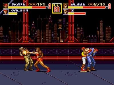 MNM Software bidro blant annet på utviklingen av Streets of Rage II.