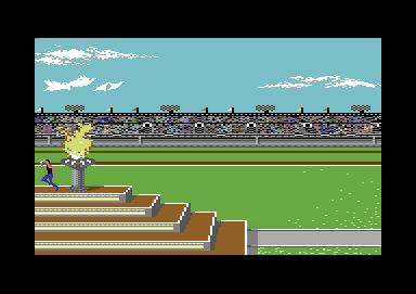 Alle som spilte Summer Games II på kassett kan takke Gary J. Sabin for den korte ventetiden mellom hver øvelse.