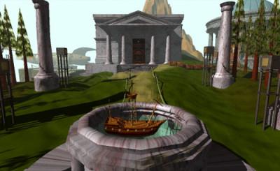 Hva om du kunne besøkt dette stedet i virkeligheten?