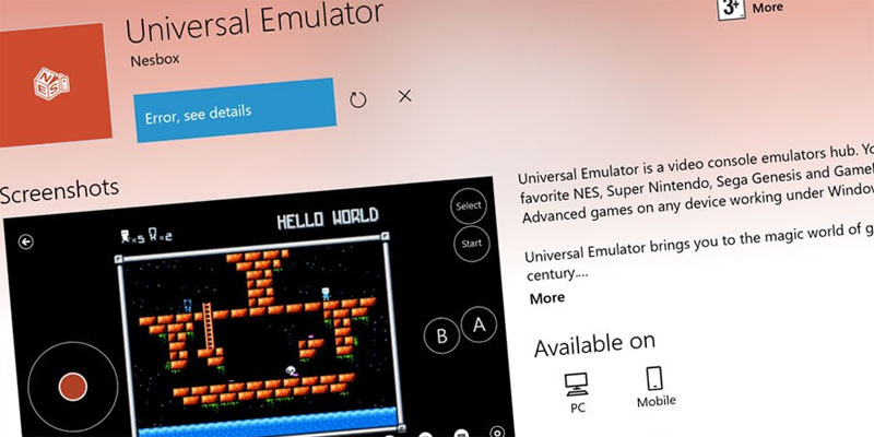 multi-platform emulator