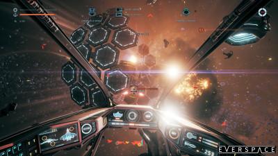 Traileren viser det ikke, men spillet har altså cockpit-view.