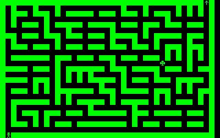 Selve labyrinten.