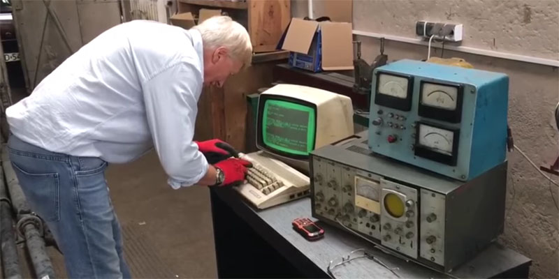 Commodore 64 verksted