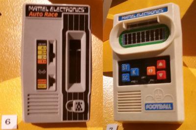 Nintendo var ikke først ute med ideen om håndholdte, elektroniske spill. Mattels Auto Race kom i 1977, og ble fulgt opp av Football samme år. Tidligere håndholdte spill var mekaniske.