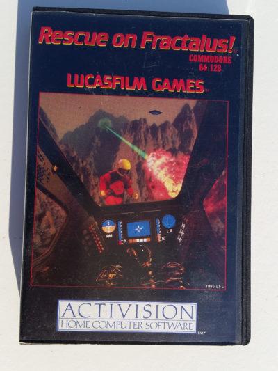Klassiker fra LucasArts.