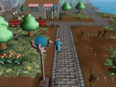 Dette spillet har altså fint lite med LittleBigPlanet å gjøre.