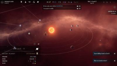 Det er alltid så vanskelig å lage bildetekster for romstrategispill.