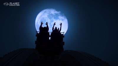 Supermåne.