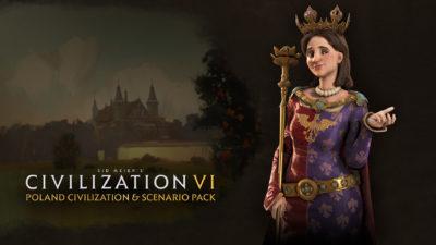 Polen ledes av dronning Jadwiga.