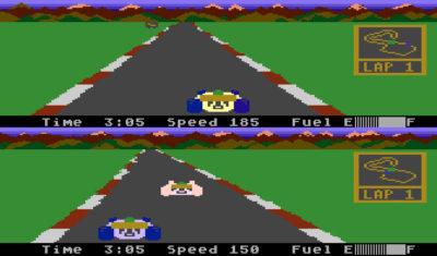 Atari-utgaven.