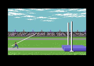 Epyx er kanskje mest kjent for sportsspillene sine.