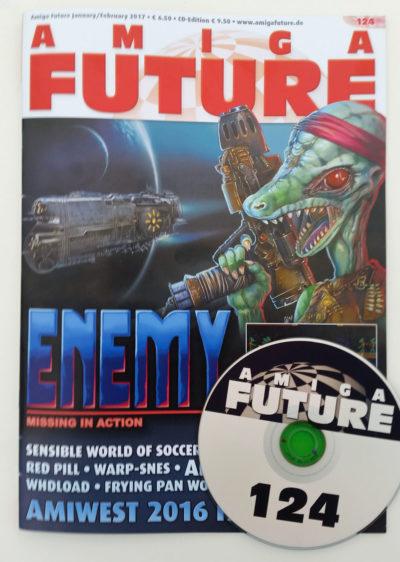 Bladet med CD.