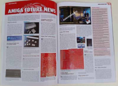 Nyheter fra Amiga-scenen.