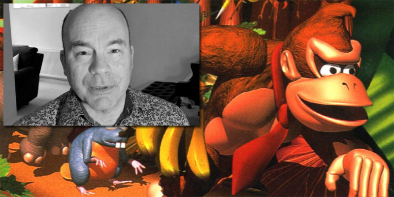donkey kong country david wise