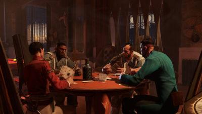 Flere av bildene er hentet fra spillets Steam-side.