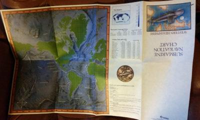 Dette kartet spiller en viktig rolle i en av gåtene i Codename: Iceman.