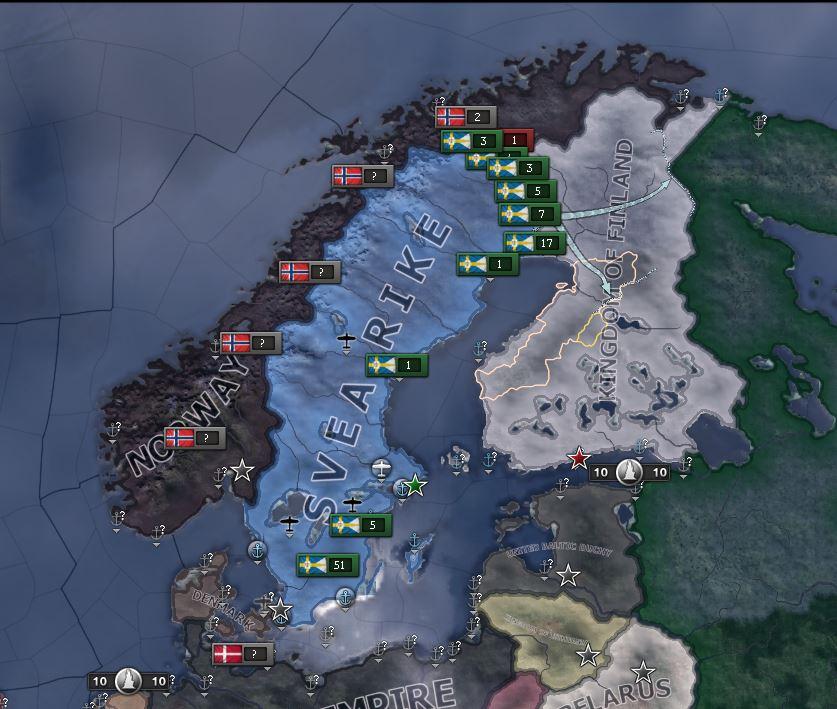 For Øst-Svea Rike!