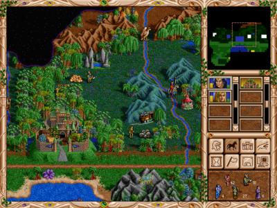 Mange har nok gode minner fra Heroes of Might & Magic II.
