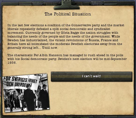 Så sosialdemokratene vinner støtte i folket? Uaktuelt!