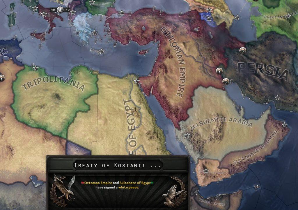 Osmanerne gjør det ganske bra.