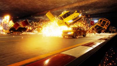 Vi må bare anta at det er slik moderne bilfabrikanter tester bilene sine.