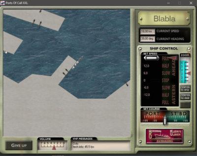 Havnene i Ports of Call XXL mangler litt av sjarmen.