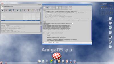 Hyperion står bak nye AmigaOS.