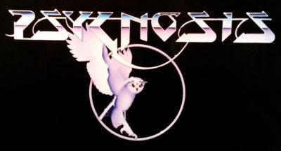 Psygnosis-logoen ble laget av Roger Dean. Det er et navn du får se mer til nedover.