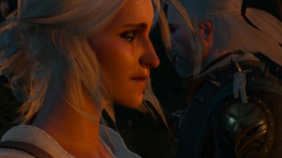 Spill kan jo selvsagt ikke fortelle skikkelige historier, med følelser og sånt.