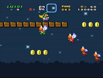 Hvor er dette, mon tro? Bilde: Nintendo.