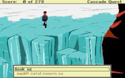 Husk å aldri gå på en isbre uten passende sikkerhetsutstyr!
