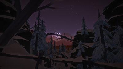 Spillet har selvsagt en dynamisk dag/natt-syklus.