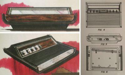 Konseptskisse. Bilde: Atari.