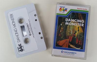 Min kopi av Dancing Monster.