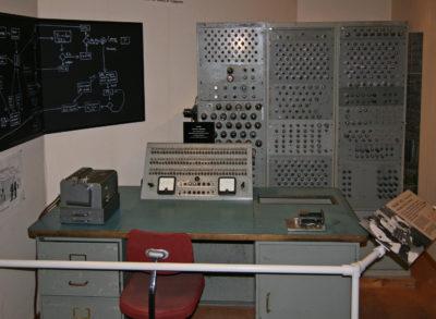 Det første norske dataspillet ble laget for denne maskinen.