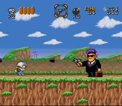 Har du spilt dette SNES-spillet? Bilder: Mobygames.