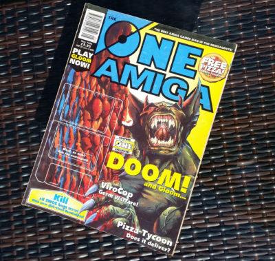 På samme måte som i Norge, leste syriske Amiga-brukere de engelske bladene. De ble imidlertid sensurert av importøren.