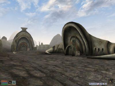 Morrowind er et av favorittspillene mine.