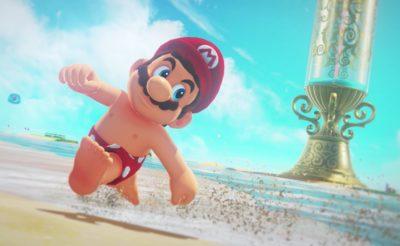 Mario sjokkerer puritanske amerikanere.