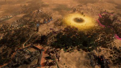 Jeg skal innrømme at jeg foretrekker Endless Legends fargerike verden, men man skal jo ikke dømme en planet etter utseendet.