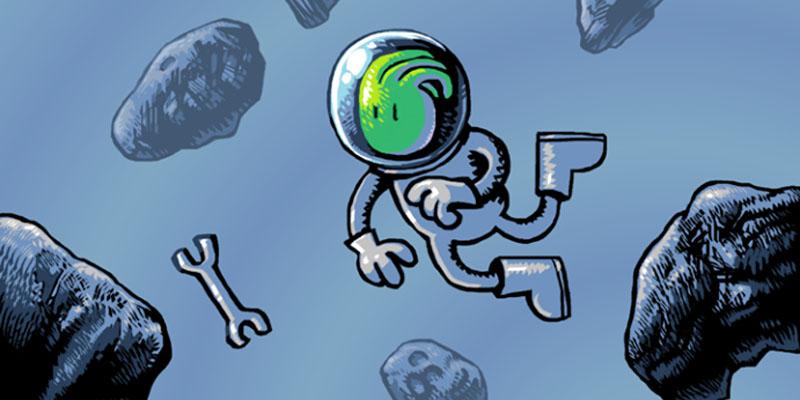 Spaceman Splorf