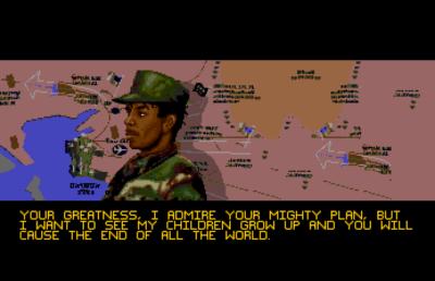 Det er noe kjent med assistenten hans (Amiga).