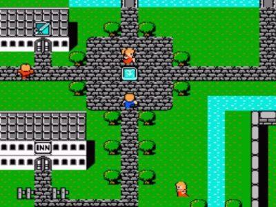 Utforsking av en by. Bilde: Mobygames.