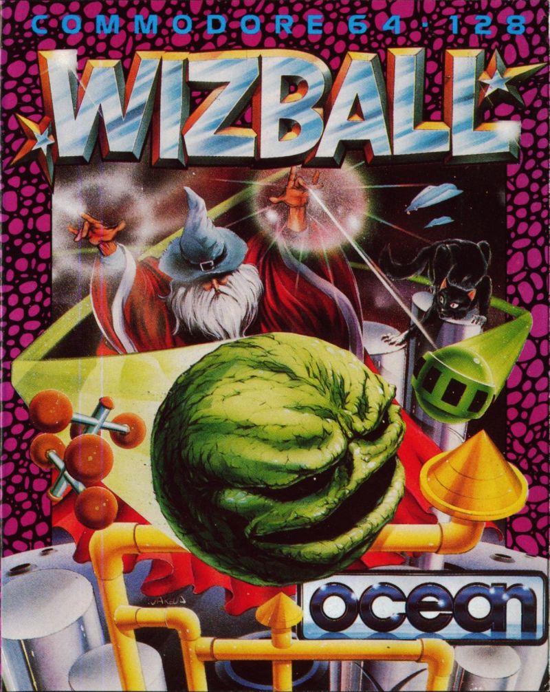 Coveret til Sensible Softwares unike Wizball er et av Wakelins mest kjente, og dette var et av få tilfeller der han faktisk hadde sett spillet og truffet utviklerne før han lagde bildet. Wakelin var notorisk uinteressert i dataspill generelt.