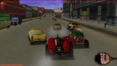 Jeg følte at spill så bedre ut enn dette i år 2000...