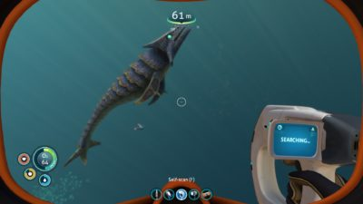 subnautica monster
