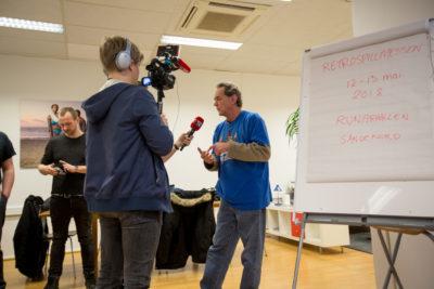 Eieren, Terry Diebold. Bilde: Mats Lindh/Spillhistorie.no.